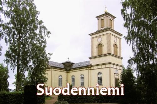Suodenniemi - Etusivulle