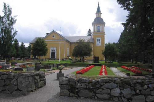Kiikoisten kirkko