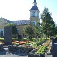 Kiikoisten hautausmaa
