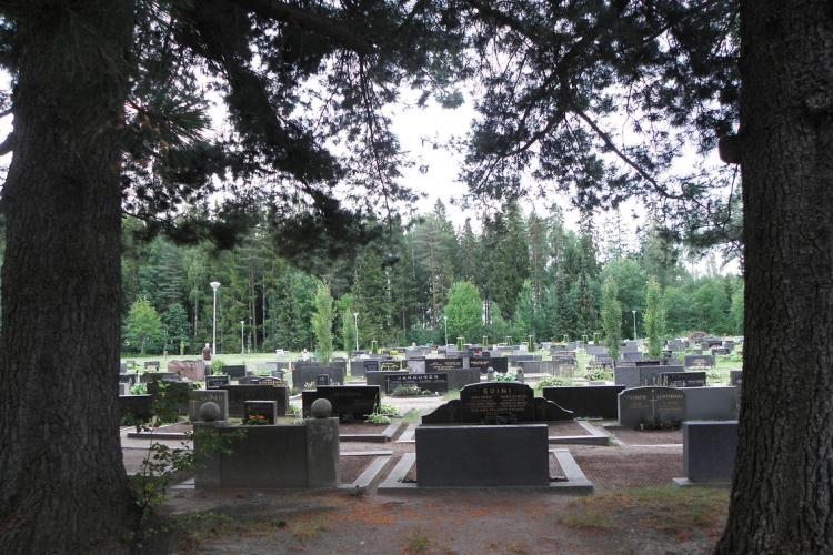 Karkun hautausmaa