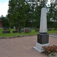 Mouhijärven vanha hautausmaa